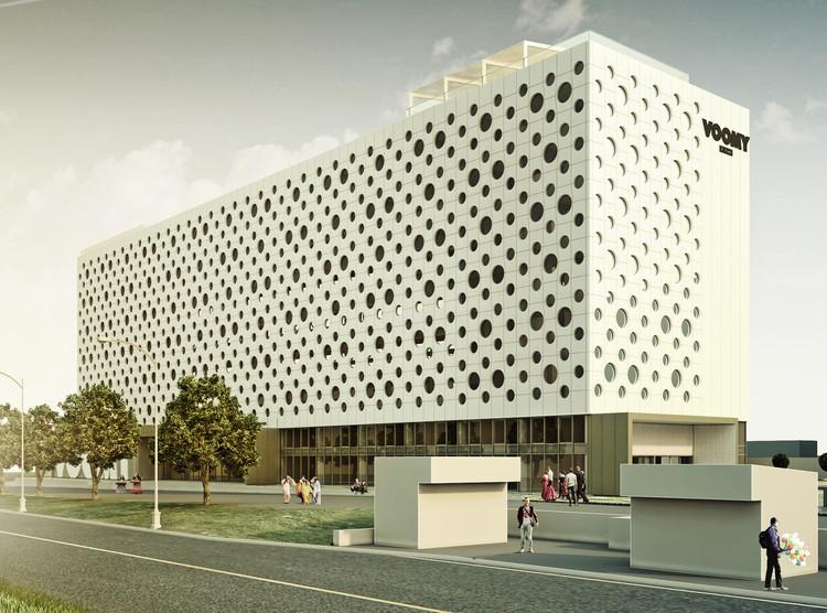 IT Park Proposal  / ZA Architects, © ZA Architects