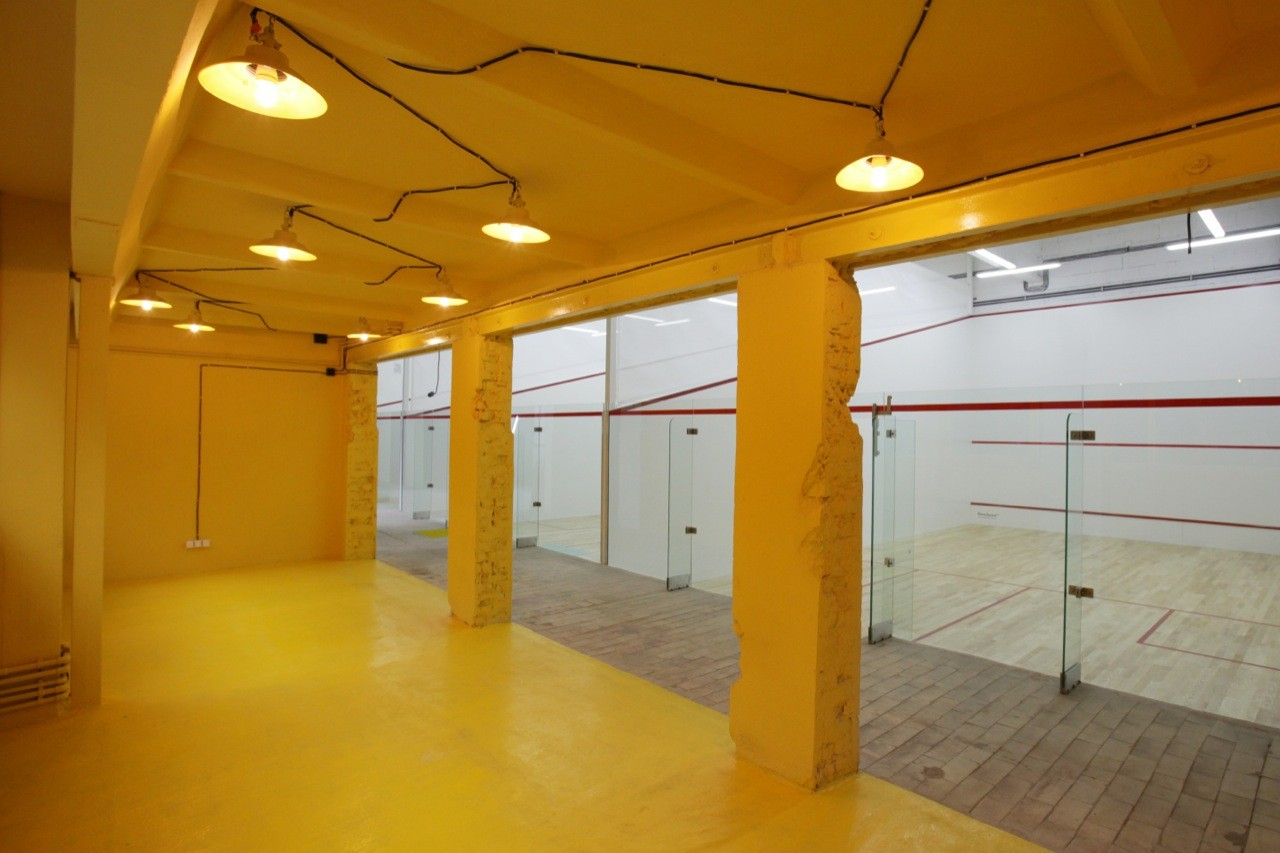 Squashynski Squash Club / BUCK.ARCHITEKCI, Courtesy of BUCK.ARCHITEKCI