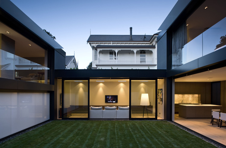 City House / Architex, © Simon Devitt