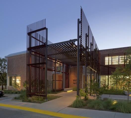 Ut Visual Arts Center Lake Flato Architects Archdaily