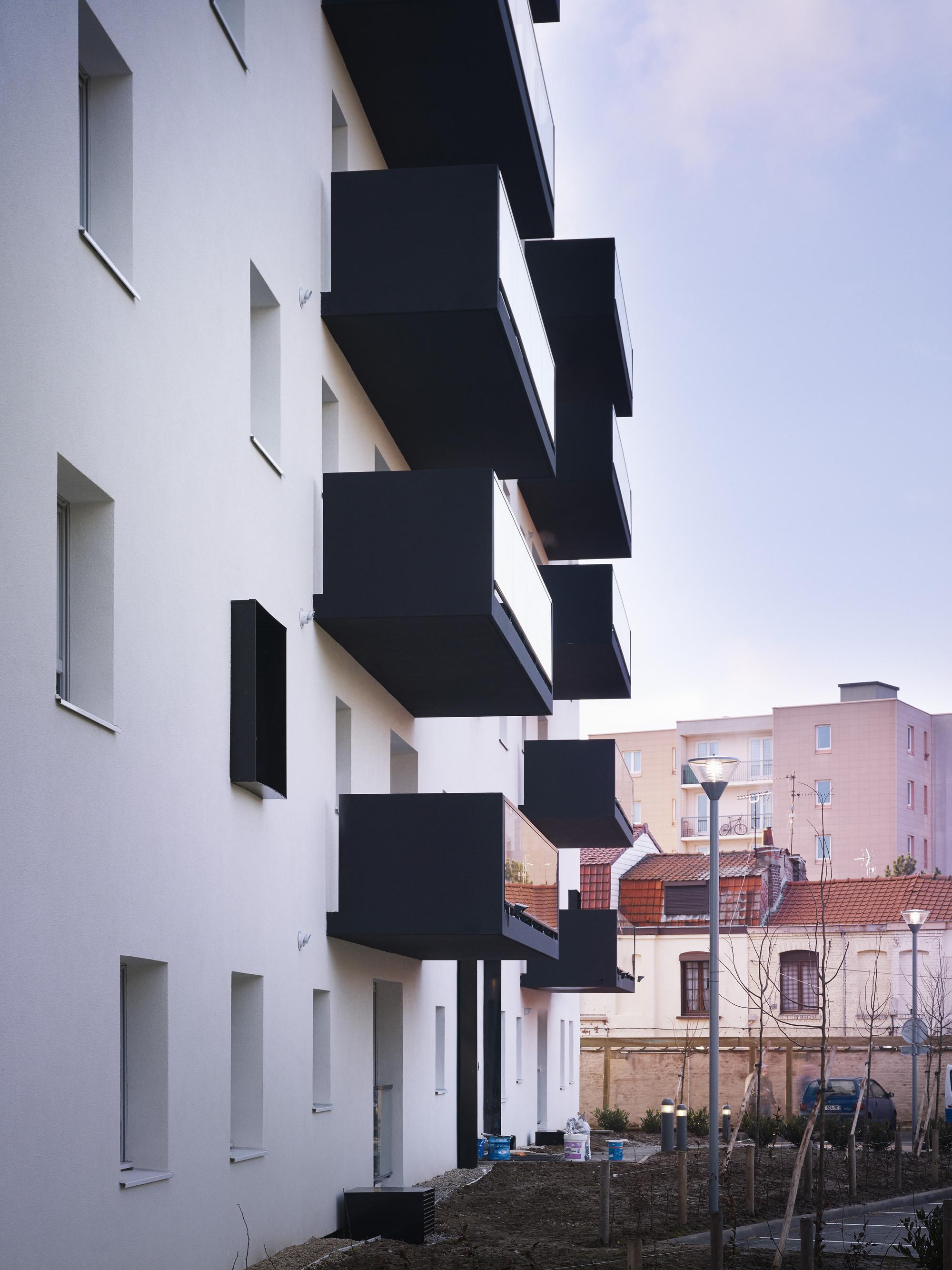Rue des Rogations / CAAU