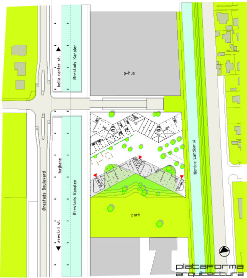 5126d5ebb3fc4b11a70000e4 Vm House Bjarke Ingels Group Big Situacion on Big House Floor Plans