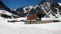 Skibox Portillo - dRN Arquitectos / dRN Arquitectos