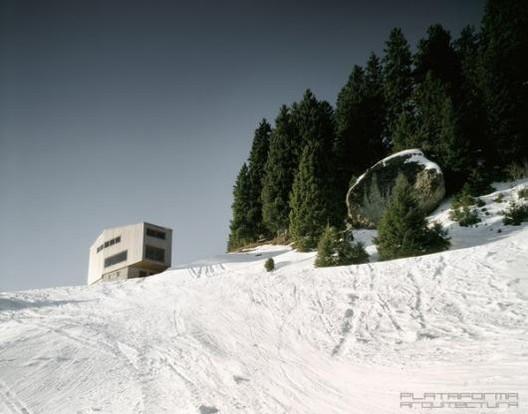 Casa de vacaciones en el Rigi / AFGH, © Valentin Jeck