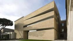 Ampliación Biblioteca y Restauración Aula Magna Pontificia Università Lateranense -  King Roselli Architetti / King Roselli Architetti