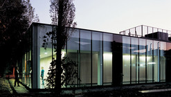 Auditorio y Remodelación Facultad de Artes, Universidad de Chile / Albert Tidy + Emilio Marín