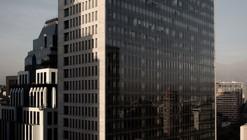 Edificio Corporativo CCU - +arquitectos / +arquitectos + Tuca Arqs + ADN + Flaño + Nuñez