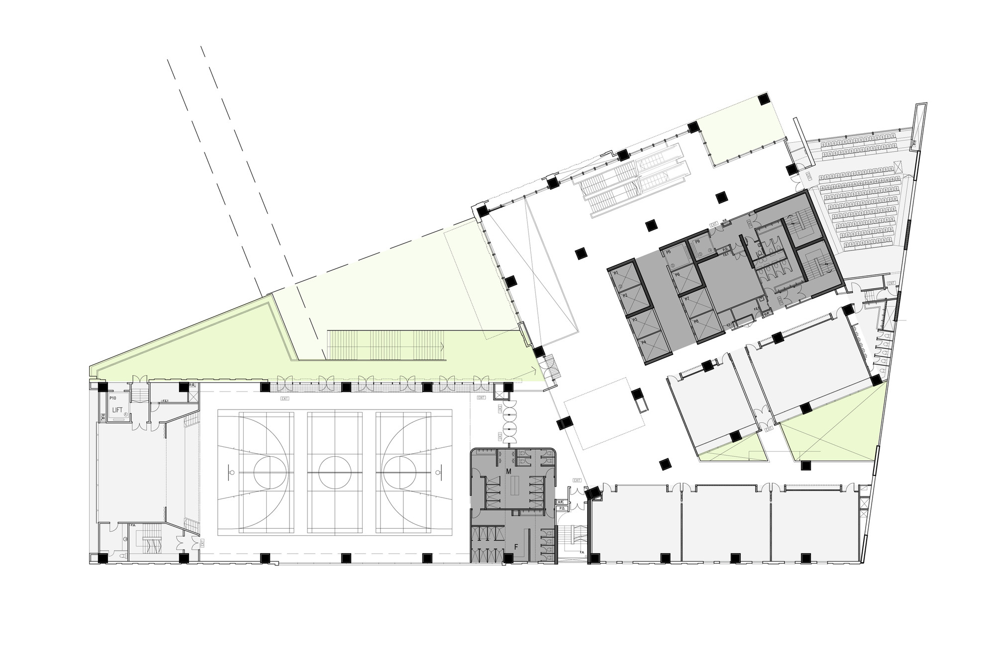 Gallery of hong kong polytechnic university community - College of design construction and planning ...