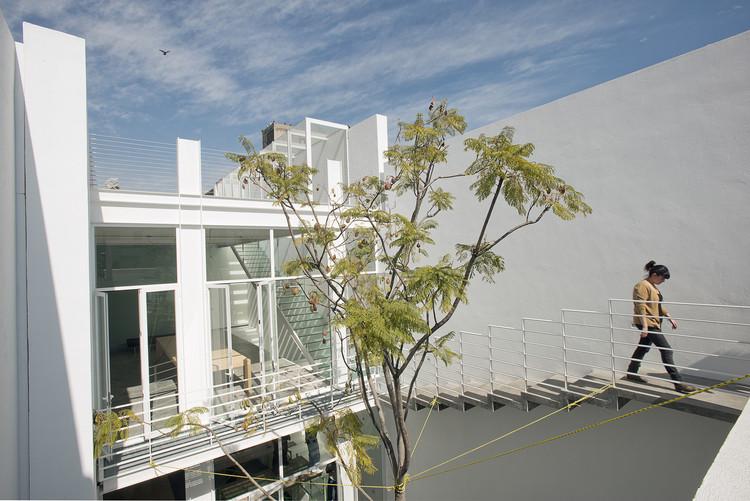 Casa Estudio HXMX / BGP Arquitectura, © Jaime Navarro