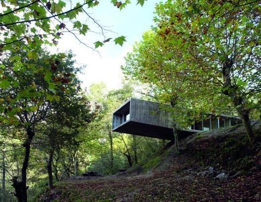 Casa en Gerés / Graça Correia y Roberto Ragazzi, © Alberto Placido