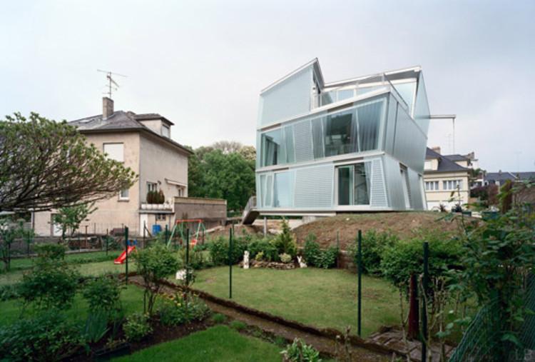 Maison Go / Périphériques architectes, © Architectes Peripheriques (AP) y Luc Boegly (LB)