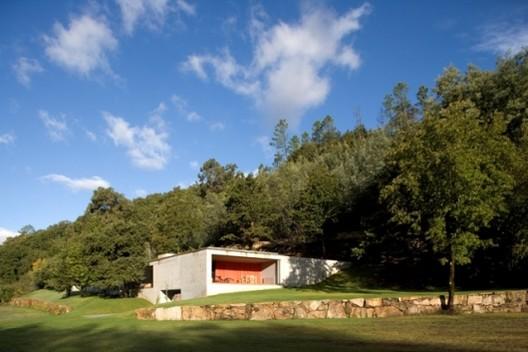 Casa del Valle / Guilherme Machado Vaz, © Leonardo Finotti