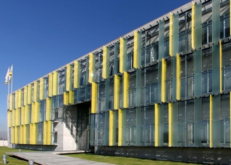 Edifício Corporativo Chilexpress / GH+A | Guillermo Hevia, © Guillermo Hevia H