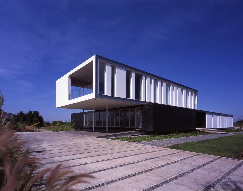 Gatica House / Felipe Assadi y Francisca Pulido, © Guy Wenborne