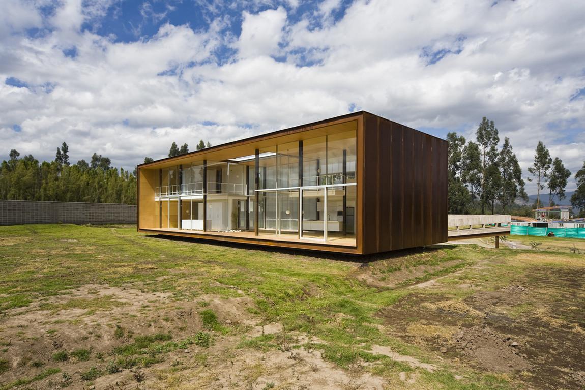 Casa X / Arquitectura X