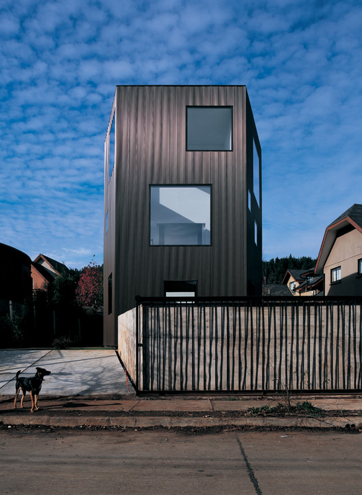 Casa Wolf / Pezo von Ellrichshausen, Cortesía de Pezo von Ellrichshausen