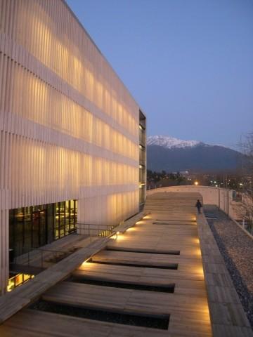 Edificio Corporativo Vespucio Sur / +arquitectos