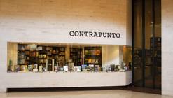 Interiores: Librería Contrapunto / Lipthay + Cohn + Contenla