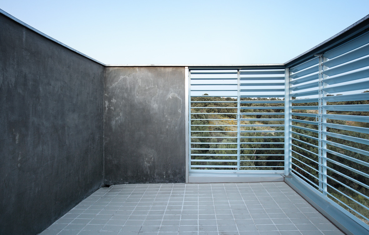 Galer a de casa en las rozas madrid juan herreros - Arquitectos madrid 2 0 ...