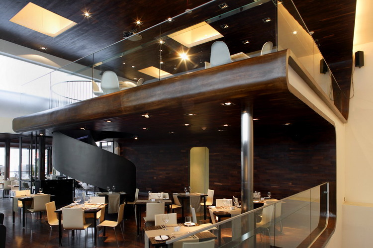 Dominga Bar Restaurant Albert Tidy Arquitectos