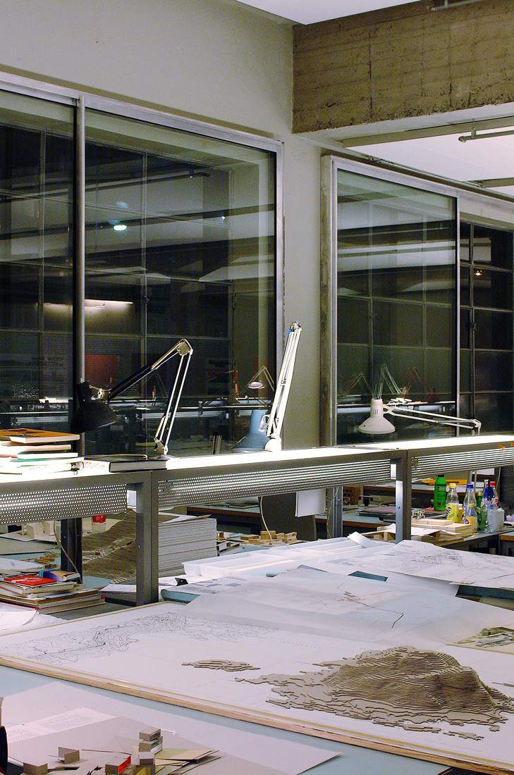 Galer a de escuela de arquitectura de oslo jva 26 - Escuela de arquitectura de valladolid ...