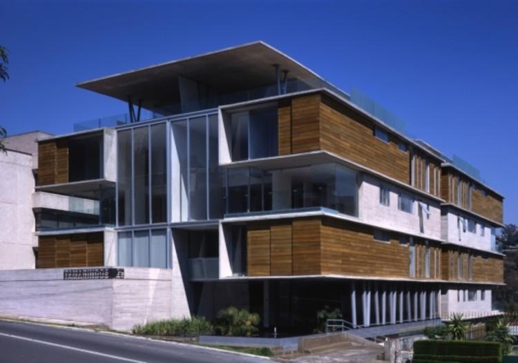 Edificio Tamarindos / Garduño Arquitectos, © Héctor Velazco Facio