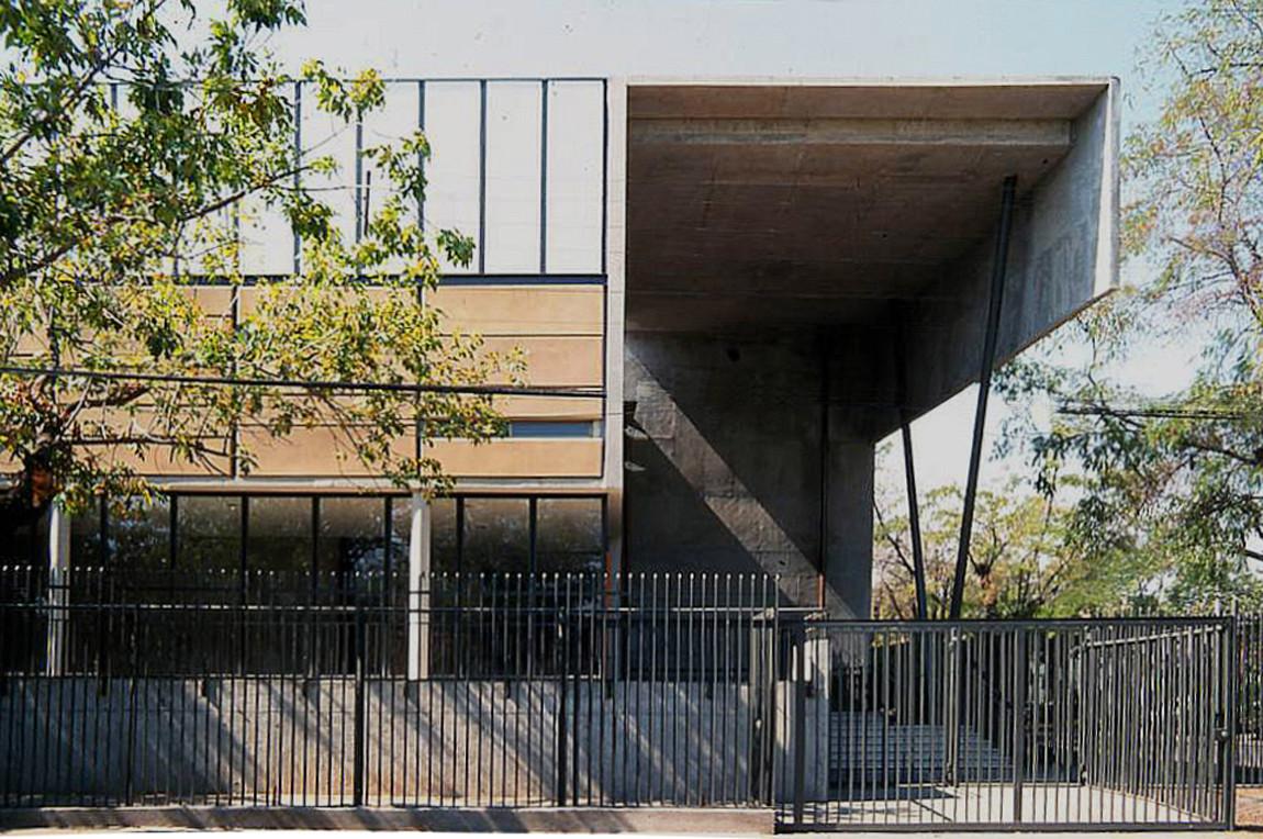 Colegio Calasanz - Teodoro Fernandez Arquitectos / Teodoro Fernández Larrañaga + Sebastián Hernández Silva, © Teodoro Fernández Larrañaga, Sebastián Hernández Silva