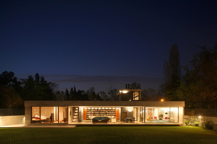 Casa 2 / Eduardo Berlin Razmilic, Cortesía de Eduardo Berlin Razmilic