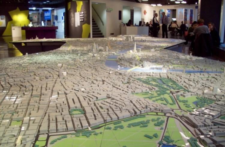 NLA / Toda la información de Nueva Arquitectura en Londres, © Unknown photographer