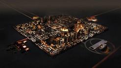 OMA en vivo / Reinier de Graaf expone 'City in the Desert', UAE