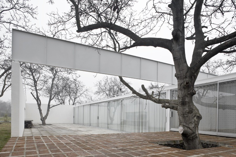 Casa Chilena 1 y 2 / Smiljan Radic, © Gonzalo Puga