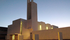 Parroquia San Gabriel / Estudio Valdes Arquitectos + Alberto Cruz E
