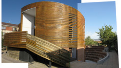 Pabellon Talleres de Arte, Colegio Altazor - 332 Arquitectos / 332arquitectos
