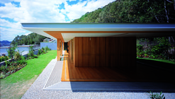 Floating House Roof / Tezuka Architects