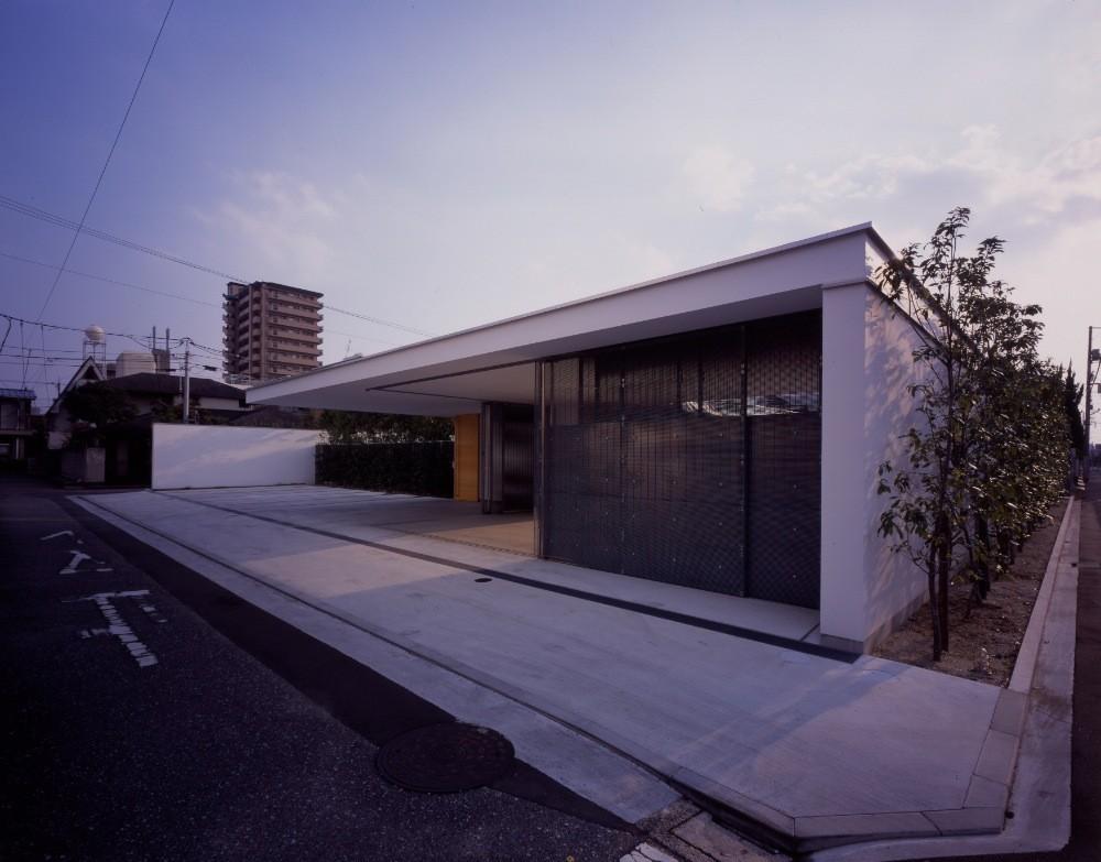 Double Courtyard House / Tezuka Architects, © Katsuhisa Kida / FOTOTECA