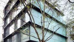 4 Viviendas, Local y Garaje. Calle Orfila. Madrid / Abalos + Sentkiewicz arquitectos