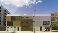 Biblioteca y Centro de Convivencia en Zaragoza / Carroquino Finner Arquitectos