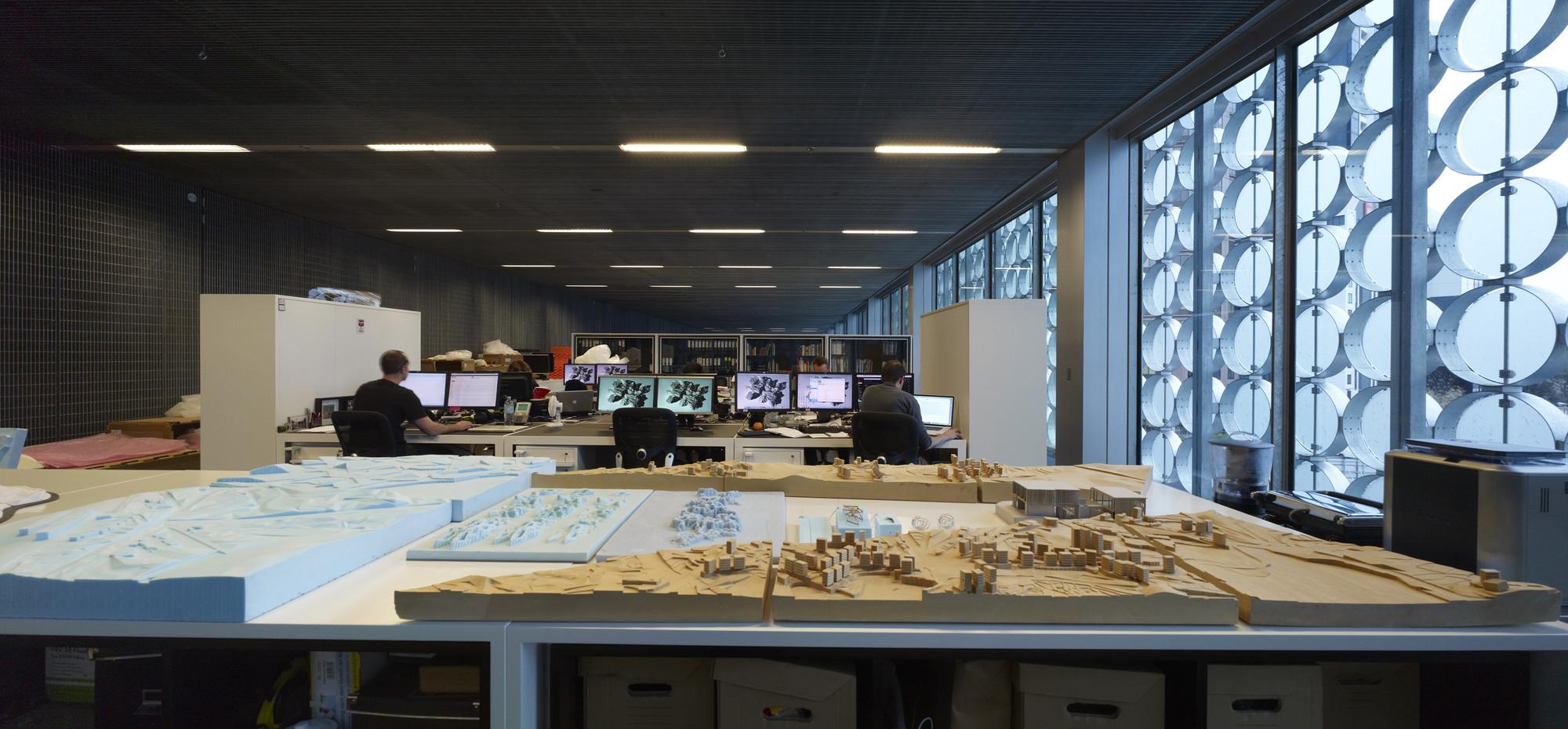 RMIT Design Hub Sean Godsell ArchDaily
