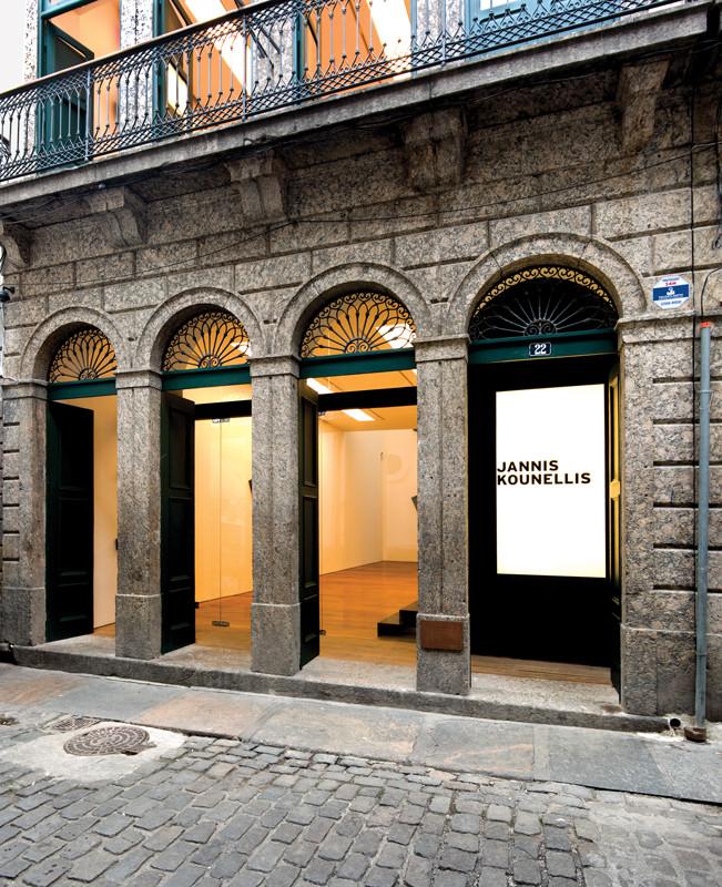 Galería Progetti / Rua Arquitetura, © Nelson Rivera