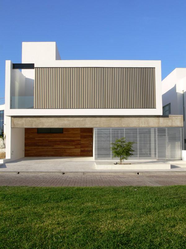 Casa con Impluvium / ARS atelier de arquitecturas , © Andrea Soto Morfín