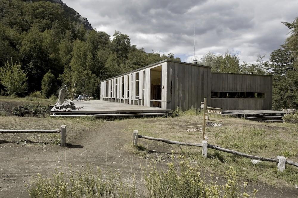 Lodge La Baita / Gubbins Arquitectos +  Polidura + Talhouk Arquitectos, © Pedro Gubbins, Gonzalo Puga, Polidura + Talhouk Arq