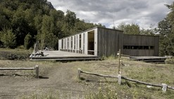 Lodge La Baita / Gubbins Arquitectos +  Polidura + Talhouk Arquitectos