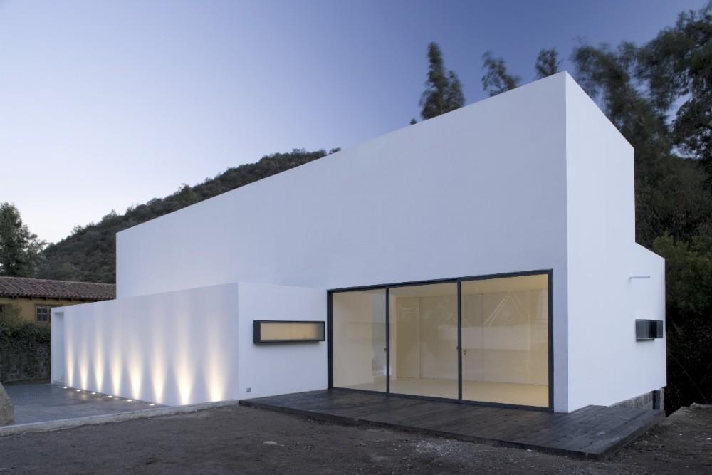 Casa El Arrayán / Hania Stambuk + Tidy Arquitectos, © Marcelo Cáceres