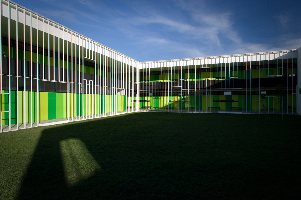 Galeria de escola san sebasti n tidy arquitectos 17 - Arquitectos san sebastian ...