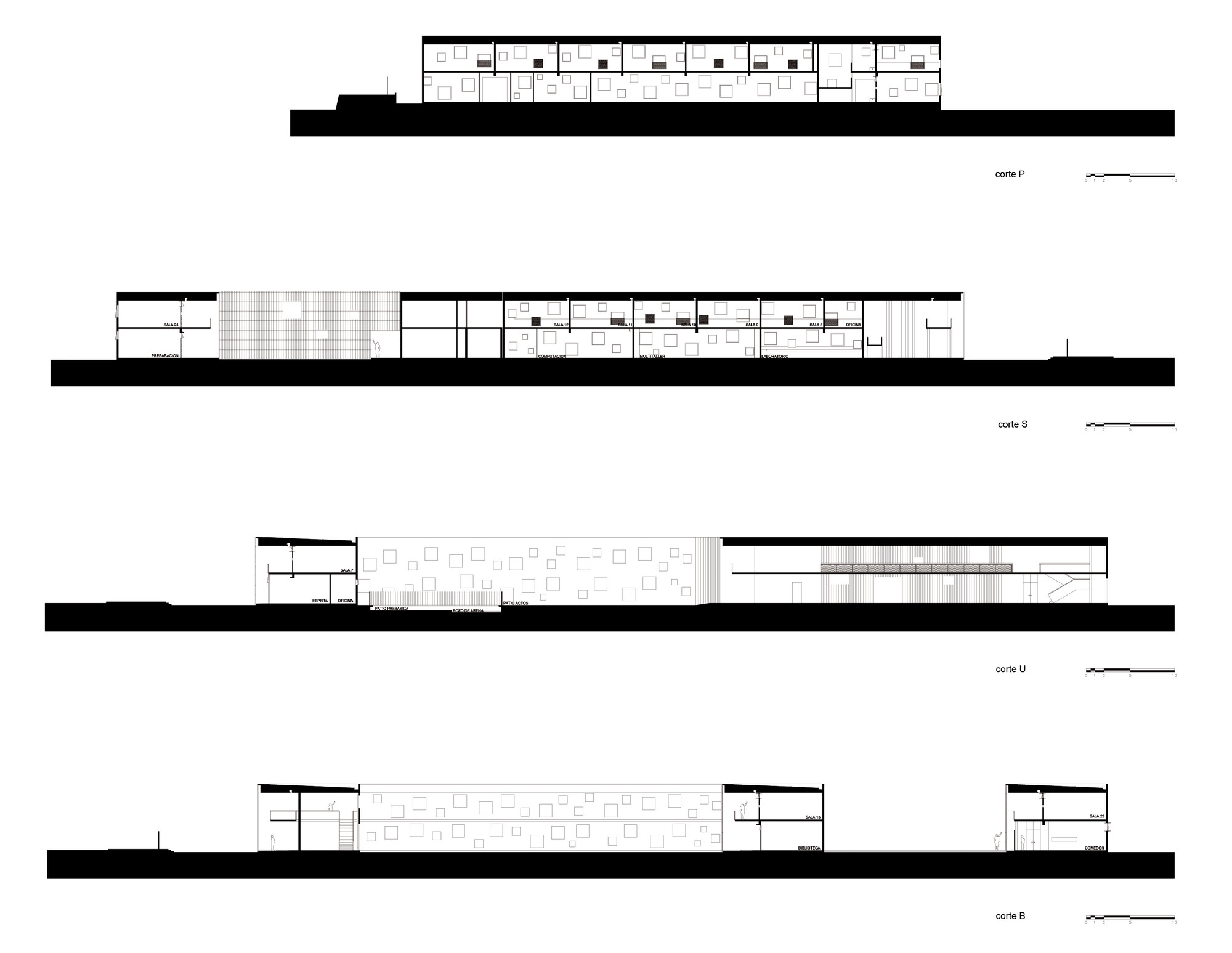Galeria de escola san sebasti n tidy arquitectos 23 - Arquitectos san sebastian ...
