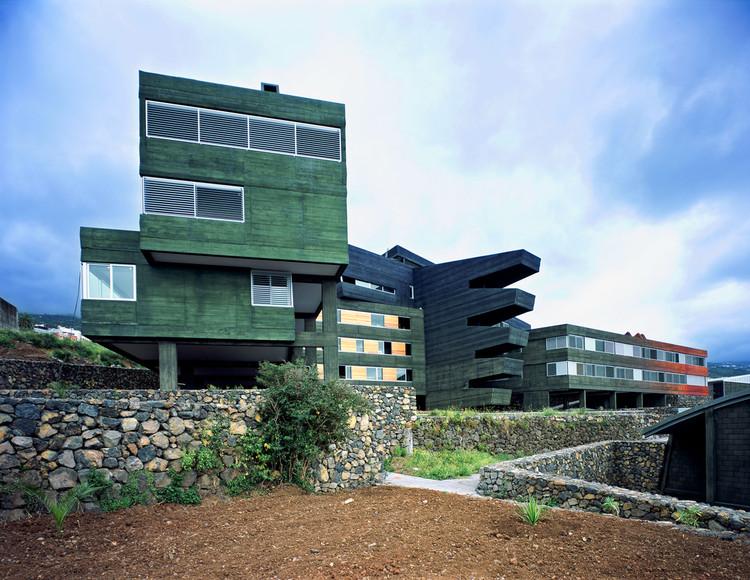 Escuela Rafael Arozarenas / AMP Arquitectos, © Miguel de Guzmán