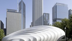 Burnham Pavilion / Zaha Hadid Architects