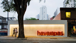 Tienda Havaianas / Isay Weinfeld