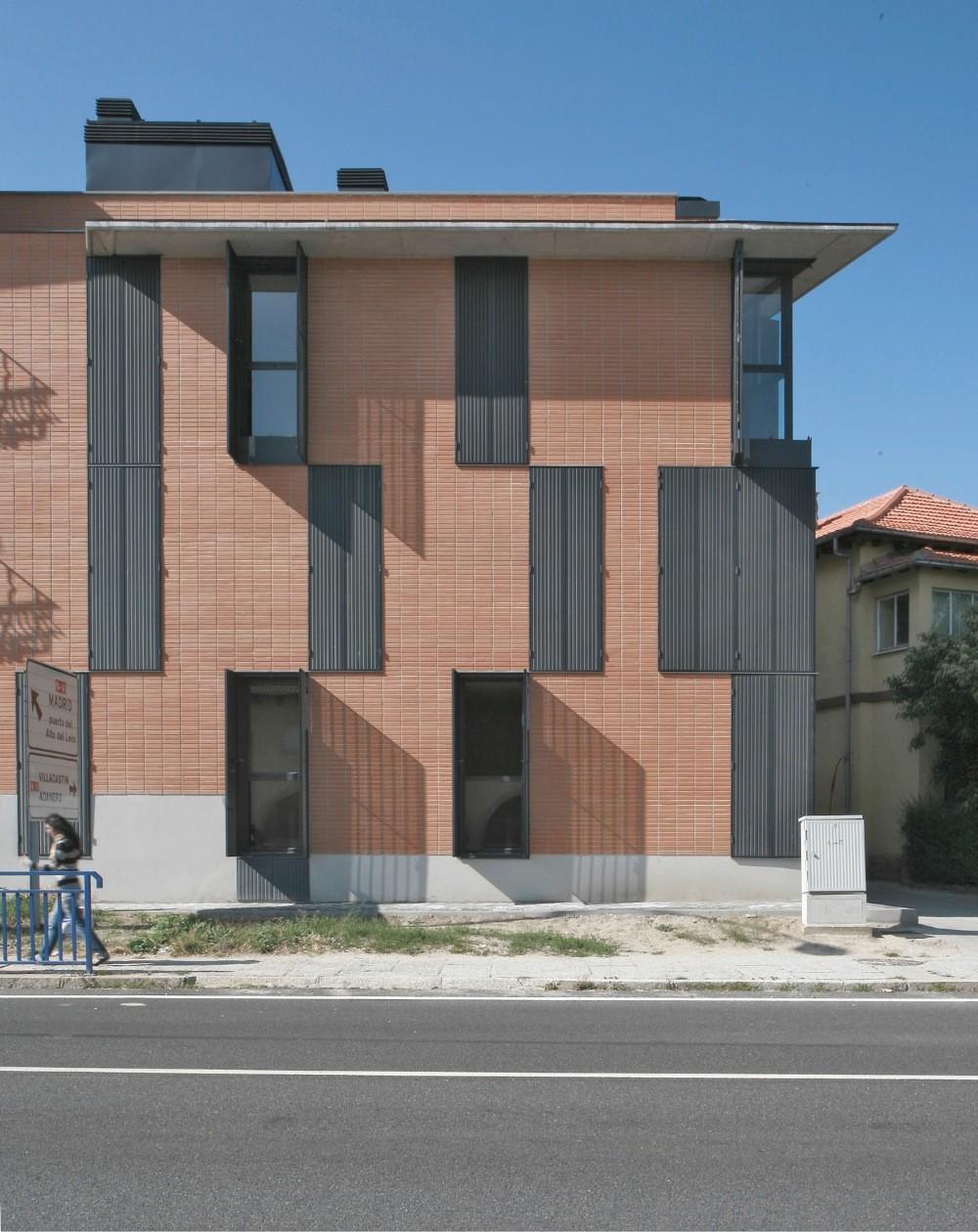Santiago De Molina Oficina Plataforma Arquitectura # Muebles Molina Granada