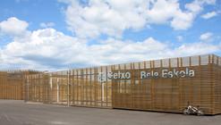 Pabellones de Remo y Vela / Abar Arquitectos + Múgica y DeGoyarzu + Julen Altuna